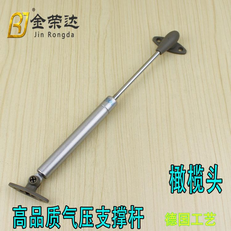 The hydraulic pressure rod rod pneumatic spring telescopic rod lifting cabinet on shuttergate gas poles for cabinet