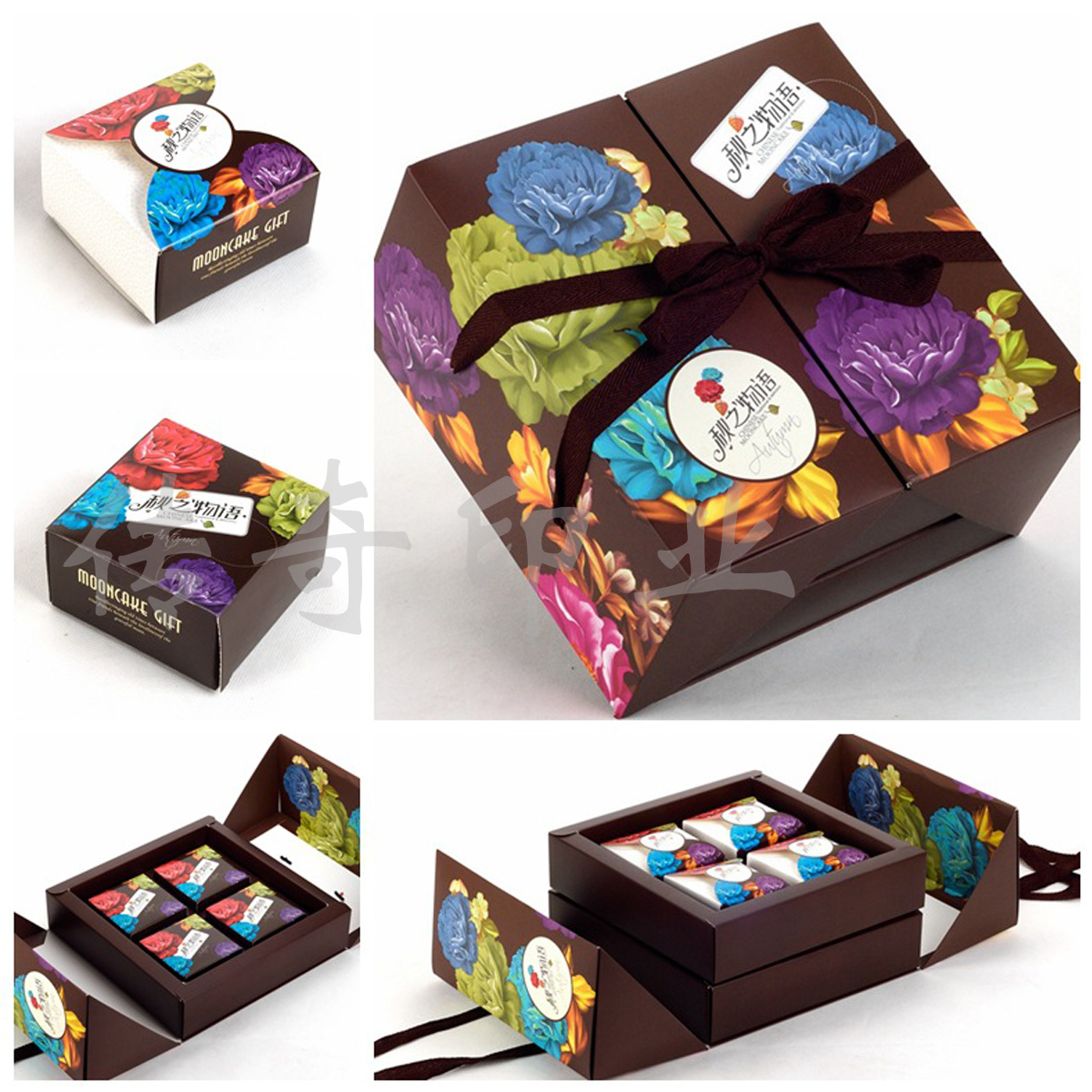 leta 2017 prvorazrednega torto embalaži mehko škatlo, jajčni rumenjak, west point, škatla z jesenskim darilna škatla po naročilu in luna škatle.