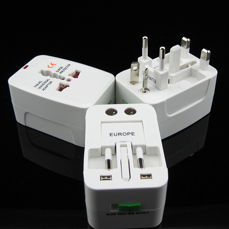 Power converter transformer out of use 220V to 110V Japanese electrical conversion travel plug socket