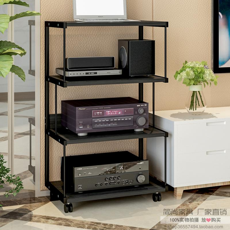 Hog rosewood all solid wood power amplifier frame sound frame professional equipment cabinet sound box equipment cabinet support
