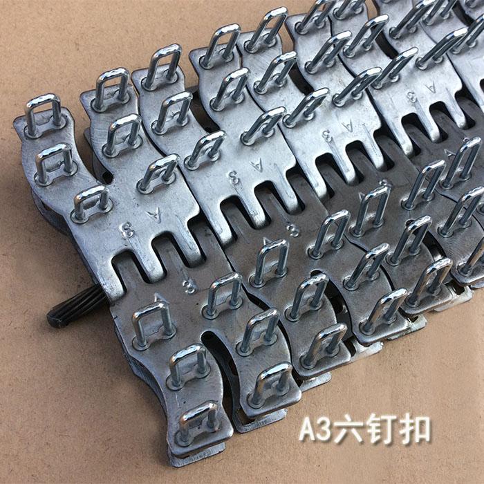 La conjunción de la V6 de hebilla de cinturón de hebilla conectado en serie con el cinturón abrochado el cinturón con hebilla de A3 industrial conjunta