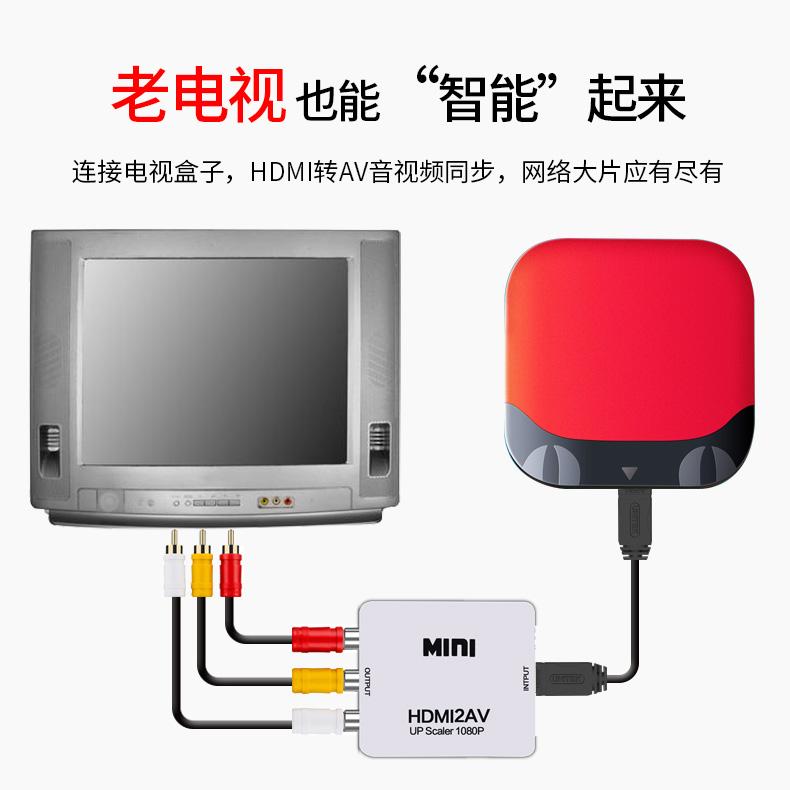 hdmi - korn av hd 1080p gamla tv - box set top - boxen - kontaktdon