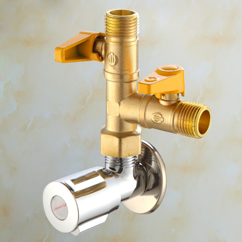 Copper ball valve, shunt valve, copper valve fittings, ball valve, water separator, gate valve, thickening water pipe switch