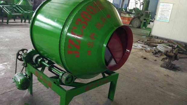 콘크리트 믹서 고무 밀배 드럼 믹서 내마모성 바퀴 마찰바퀴