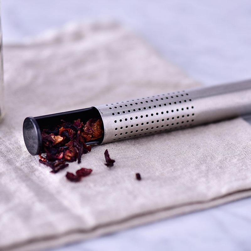 Kìm loại thép không gỉ thiết bị lọc lọc trà pha trà thu tuyệt vời