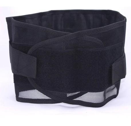 الربيع والصيف رقيقة شبكة تهوية نوع حزام الخصر حزام الخصر الرعاية الصحية المنزلية الصلب قطني حزام ثابت من الرجال والنساء