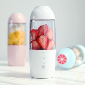 维他命榨汁杯小型学生柠檬杯电动迷你全自动便携式随身水果榨汁机
