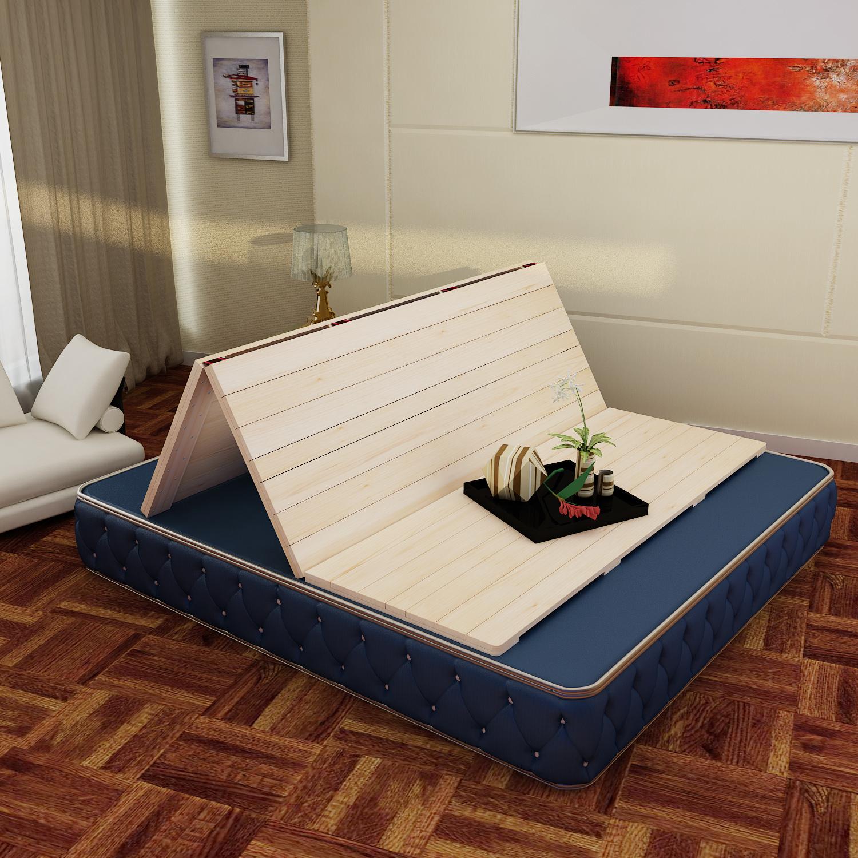 Massivholz Harte Bett - massivholz pai skelett - 1,5 - 1,8 Meter verbreitert tatami - Matten Bedstead 1,2 m