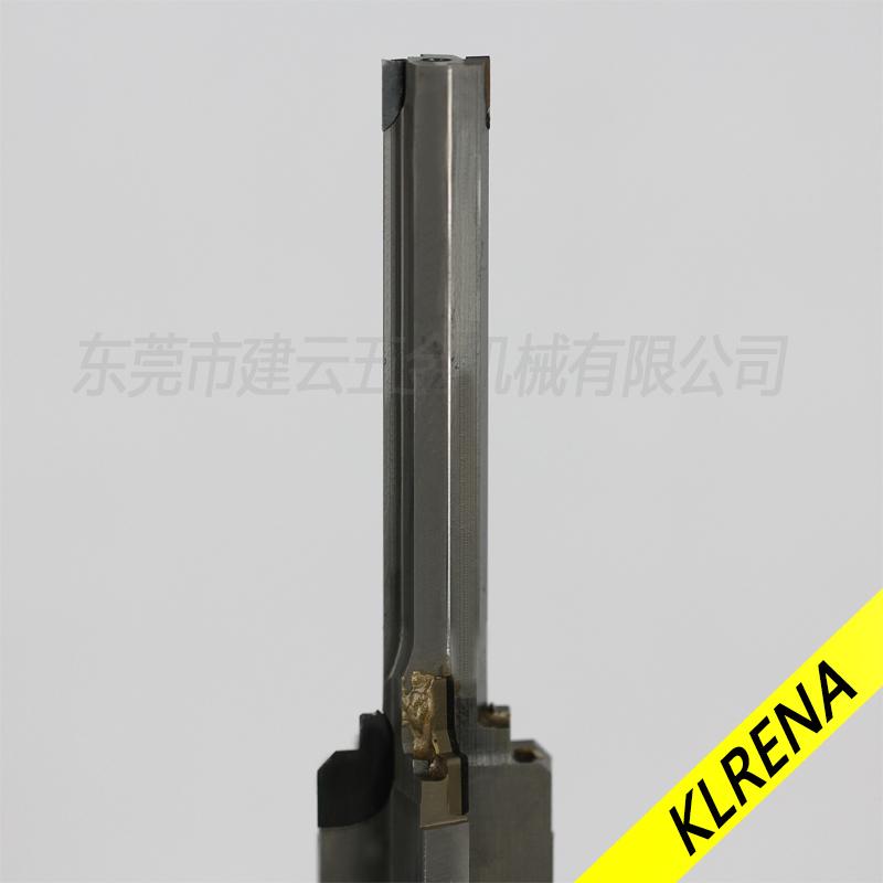 Personalizado não - padrão de PCD alargador alongada g Rena / CNC fresa lâmina de lâmina de Diamante e CBN.