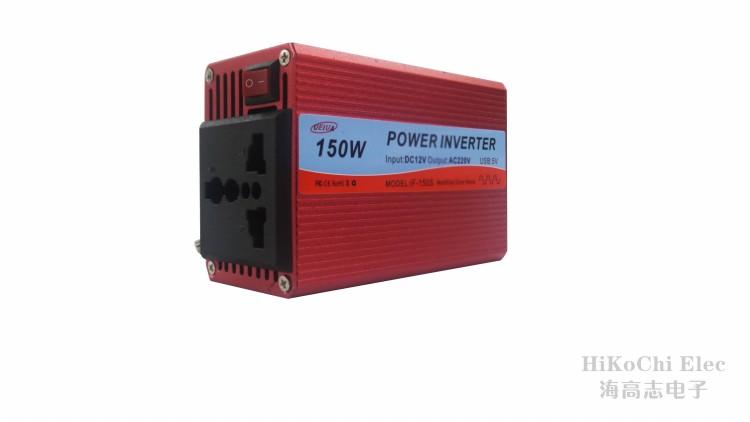 150s xe điện gia dụng chuyển đổi thầy 12V quay 110V150W Ba cắm 220V sửa