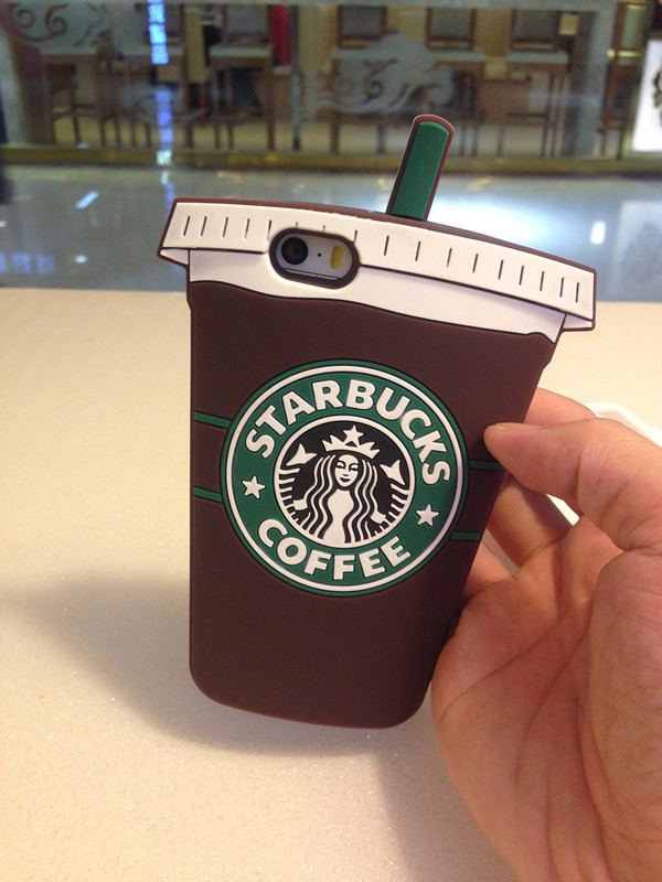 Coffee Maker That Works With Iphone : New Stylish Coffee Cup SOFT SILICONE BACK CASE COVER FOR Apple Iphone 5 5S 6 eBay