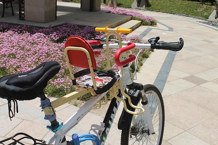 Как сделать сиденье на детский велосипед 801