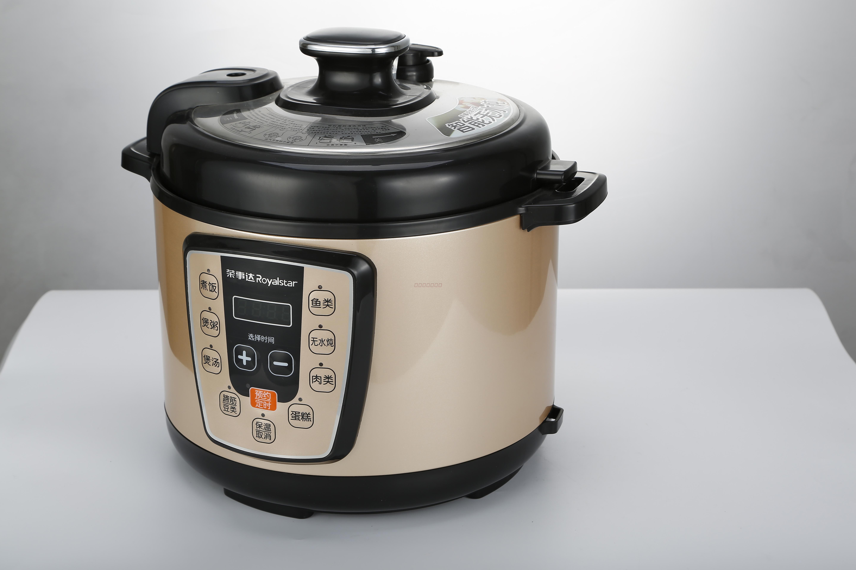 متعددة الوظائف الذكية المنزلية تأتي من جدب الطبخ يمكن موعد توقيت طنجرة ضغط كهربائية 5L50-90a93 حزمة البريد