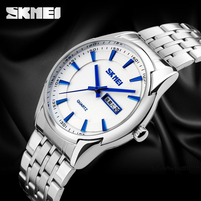 ロッシーニのck機械の規格品のメンズ腕時計防水個性ビジネス男ものの時計石英シンプル復古双暦潮