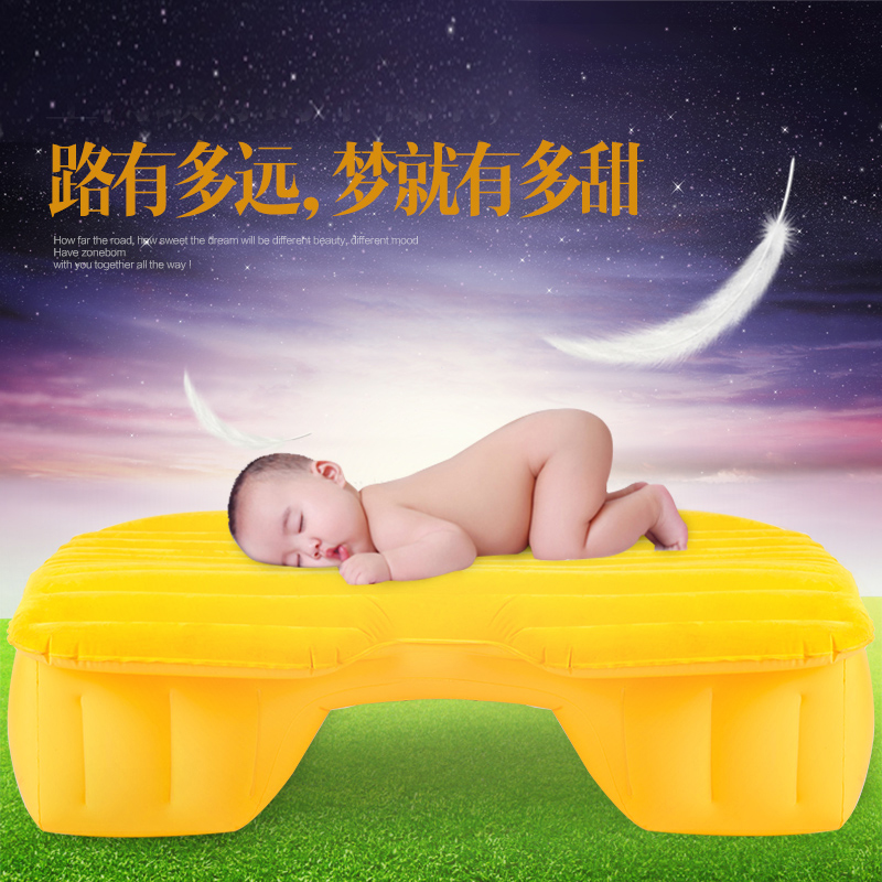 Vehicle inflatable mattress vehicle travel bed bed bed bed car car car inflatable mattress car headrest