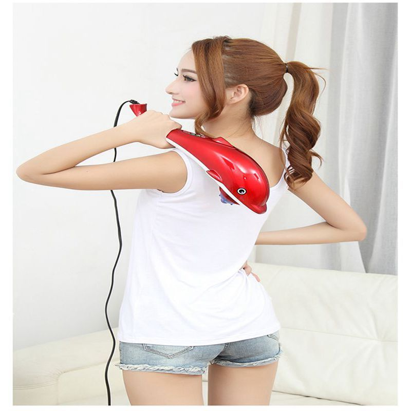 The gifts in the elderly parents elders massager with abdominal waist with electric power plug according to whole body vibration