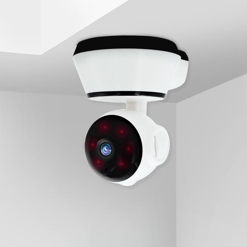 مراقبة لاسلكية عن بعد لاسلكية ثنائية الاتجاه الصوت المنزلية آلة واحدة مريحة مصغرة رصد رصد الكاميرا