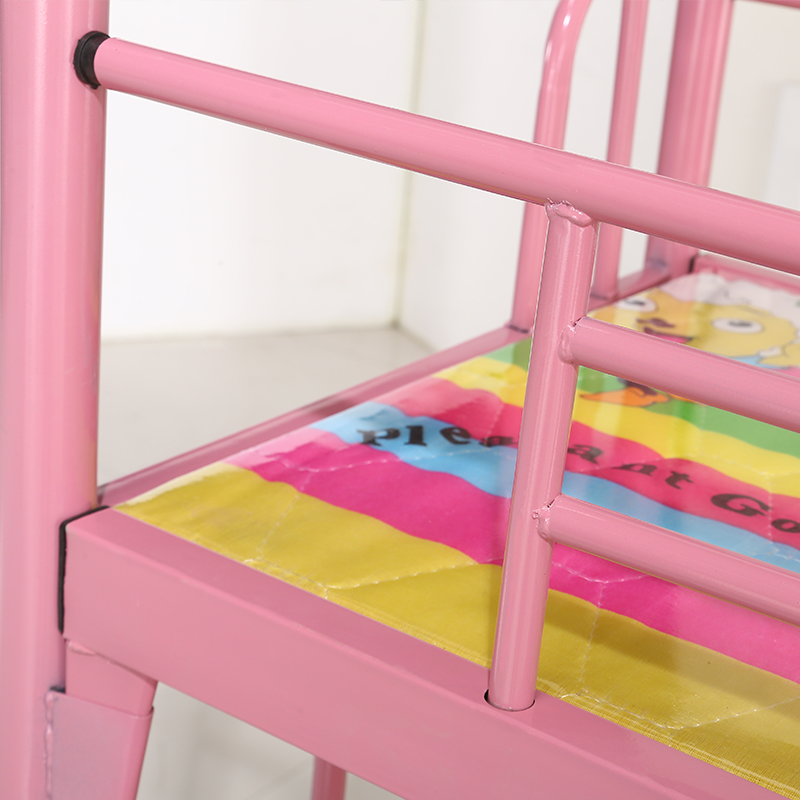 正午にクラスを頼みに下に二重铁床幼稚園学校児童子供昼休み高低小中学生寮ベッド