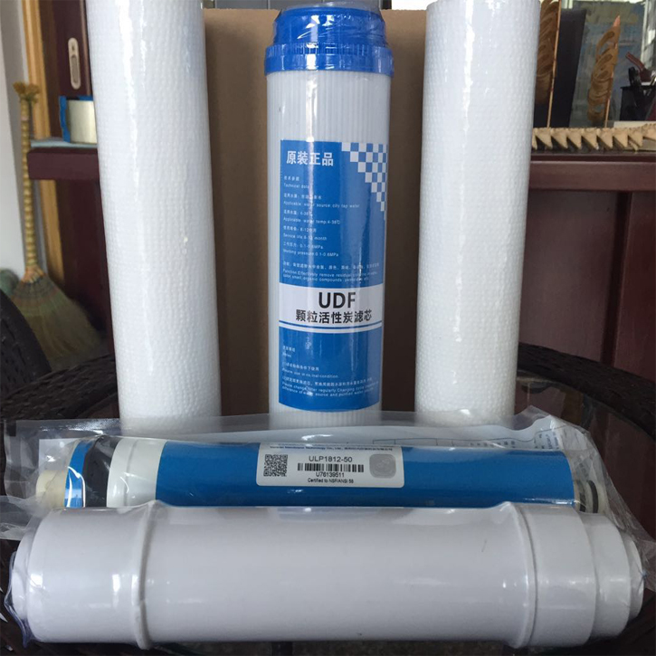 The emperor Tianqi Jimei in 10000 purple source water purifier universal filter!