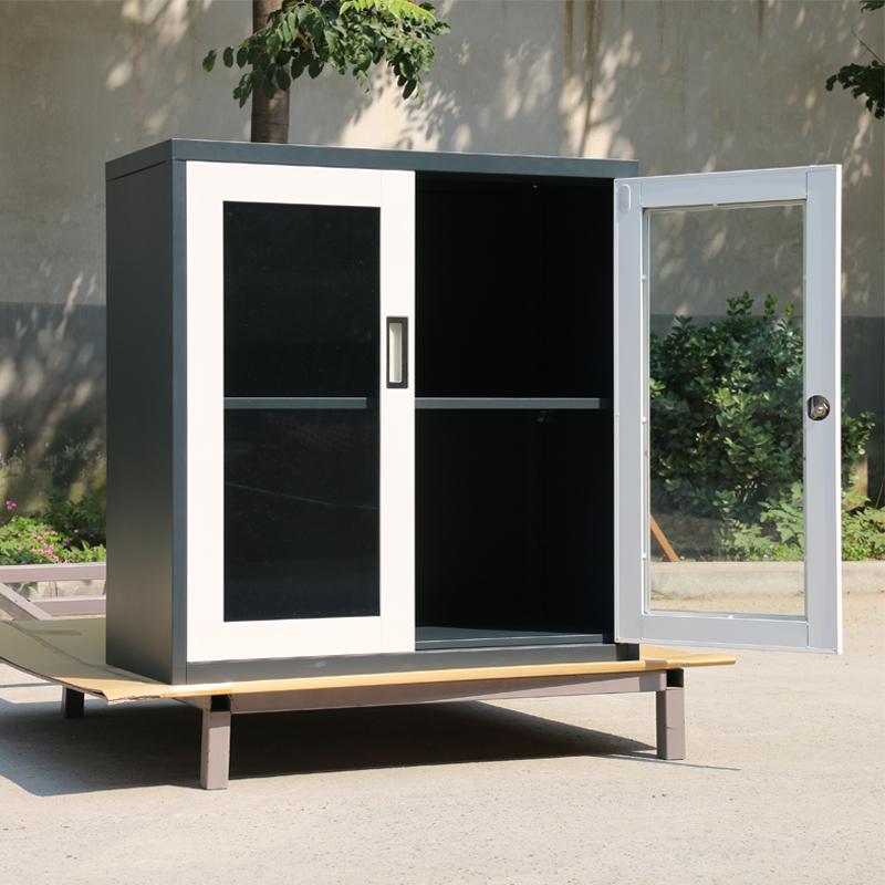 τα ερμάρια, κάτσε γυάλινη πόρτα πόρτα πόρτα του γραφείου πληροφοριών χάλυβα νέα ντουλάπι οικονομικών σιδερένια πόρτα γραφείου