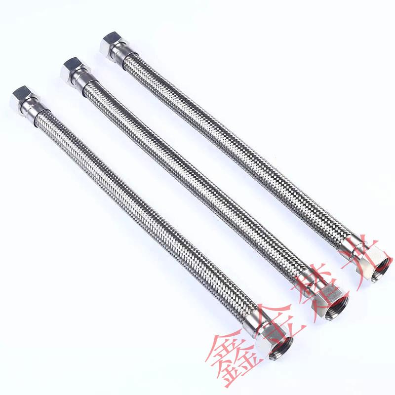 El tubo de acero inoxidable la conexión de tubos de Acero corrugado flexible respecto de 1 pulgada 2 pulgadas