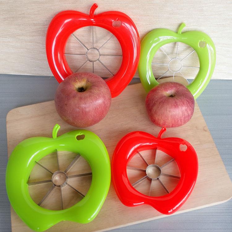 Trompete, Tuba aus rostfreiem Stahl Schneiden Obst äpfel schälen, Schneiden Obst - slicer - teiler teiler Von.