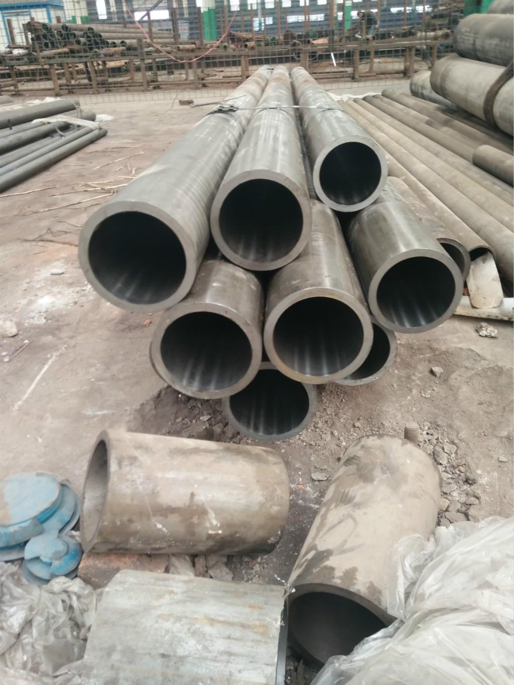 Die Dicken Mauer schleifen - walzen, zylinder, zylinder - zylinder - zylinder - kolben - bar 45# Edelstahl gebrandmarkt