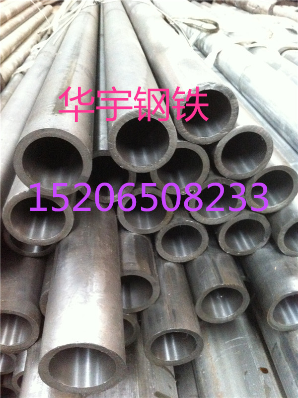 The spot of thick wall 20# grinding tube cylinder of stainless steel cylinder piston rod surface plating bake factory direct sales
