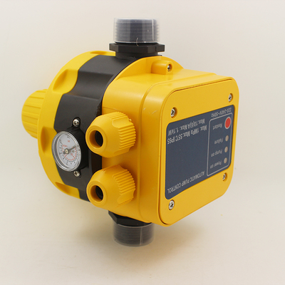 Full automatic water pump pressure controller for electronic water flow pressure switch of water pump supercharging hot water