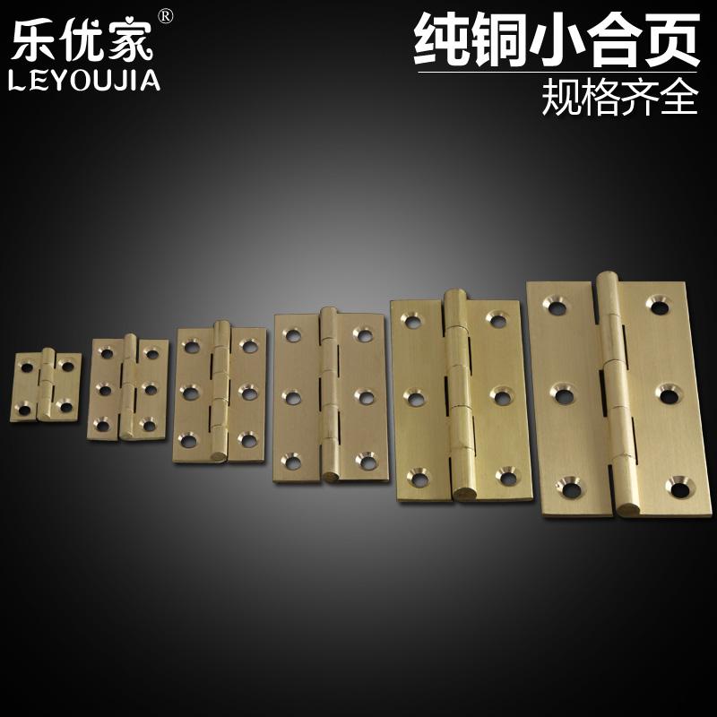 2,5 - дюймовый чистой меди небольшой петли 3 мини - латунь петли 4 1.5mm1 дюймов чистой меди все медные мини - петли петли