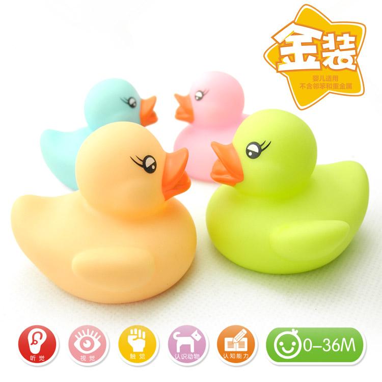 Hình ảnh nguồn hàng Bộ đồ chơi con vịt nhựa nổi trên nước cho trẻ em giá sỉ quảng châu taobao 1688 trung quốc về TpHCM