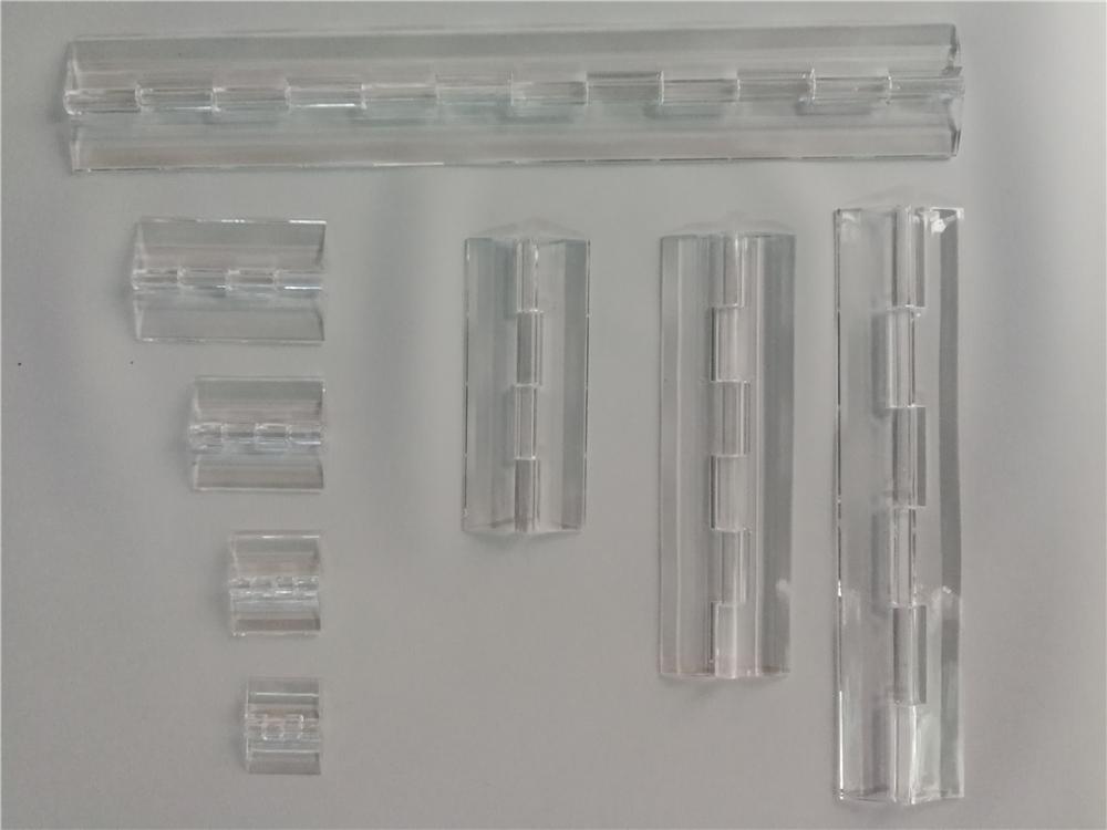 акриловые петли органических прозрачный пластиковый петли петли петли петли 25*33mm кристалл