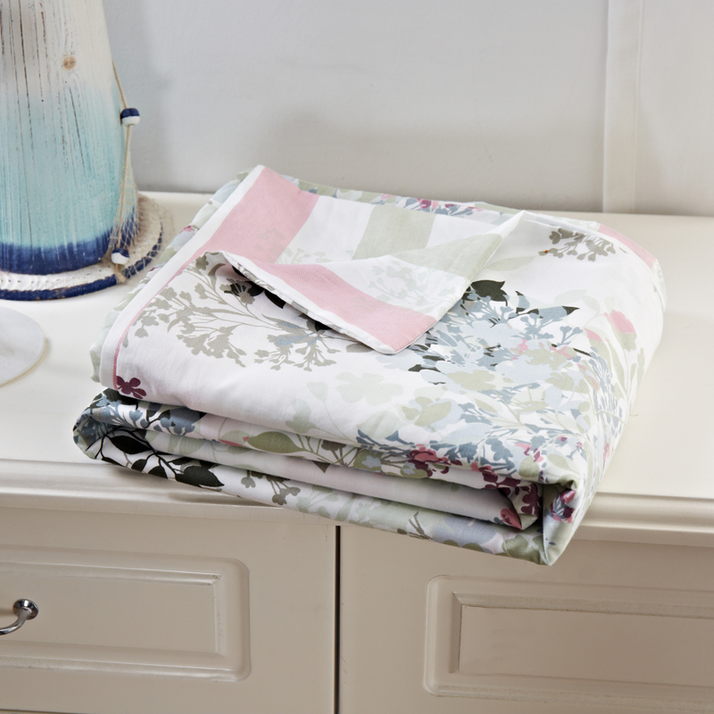 High-end European simple cotton four set cool summer Lesel bedding bag mail pure Tencel special offer