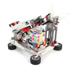 开智EV5 兼容乐高EV3 45544 科教创客机器人编程拼装电动模型积木