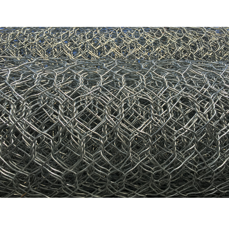 Six angle twisted mesh net slope protection net breeding net stone cage net cages wire mesh fence net net grass embankment