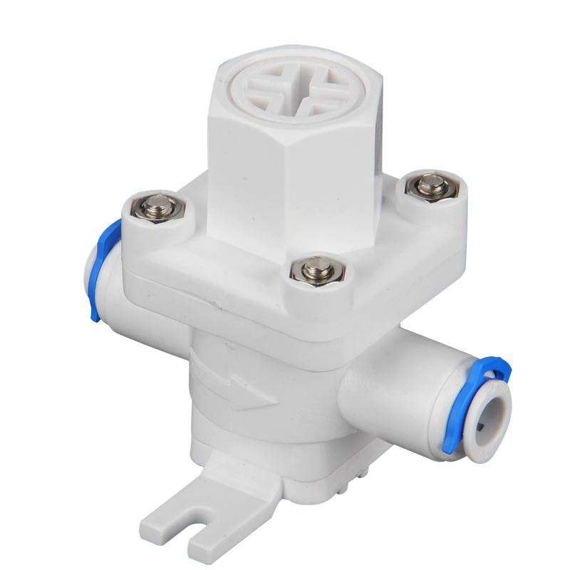 Purificador de água ro purificador de água válvula de torneira 2 Pontos, 3 Pontos Altos, válvula reguladora de pressão, válvula de pressão válvula de alívio de pressão