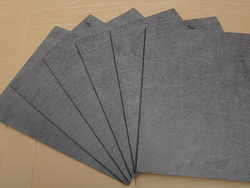 syntetiska stenar blå / svart sten med hög temperatur för import av syntetiska stenar syntes värmeskölden syntes av sten -