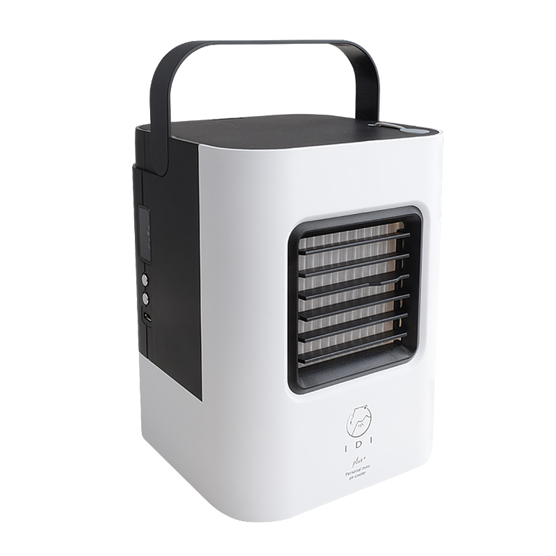 Micro air conditioning refrigeration cooler cooling fan small dormitory air conditioning fan small mobile water
