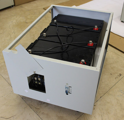 UPS power battery cabinet can be installed A3 3 100H65AH6 38AH8 24AH