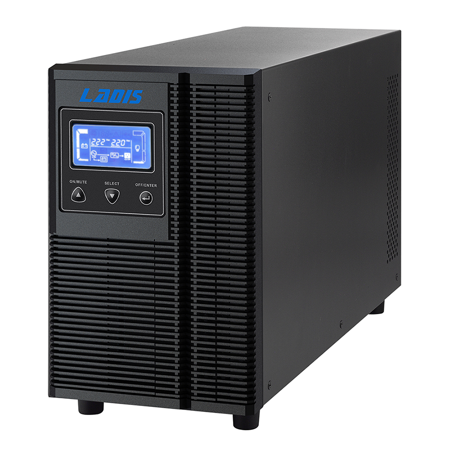 UPS uninterruptible power supply 2KVA online G2KL1600W delay 2 hours intelligent switch machine