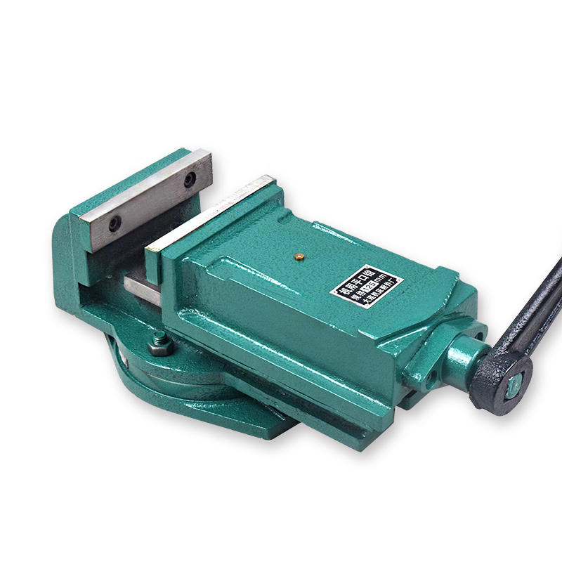 With the heavy industrial grade precision drilling clamp wrench Taiwan Taiwan clamp fixture shipping tiger tiger turn milling machine