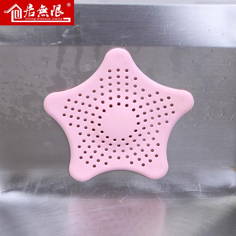 3 бассейна расположены мыть овощи звезду силикагель фильтр раковине крышку lavabo раковина предотвращения засорения фильтра
