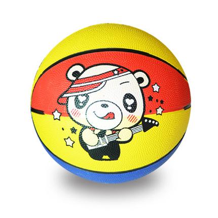 儿童蓝球玩具球小皮球学生大号拍拍球幼儿园专用弹力篮球3-5-8岁