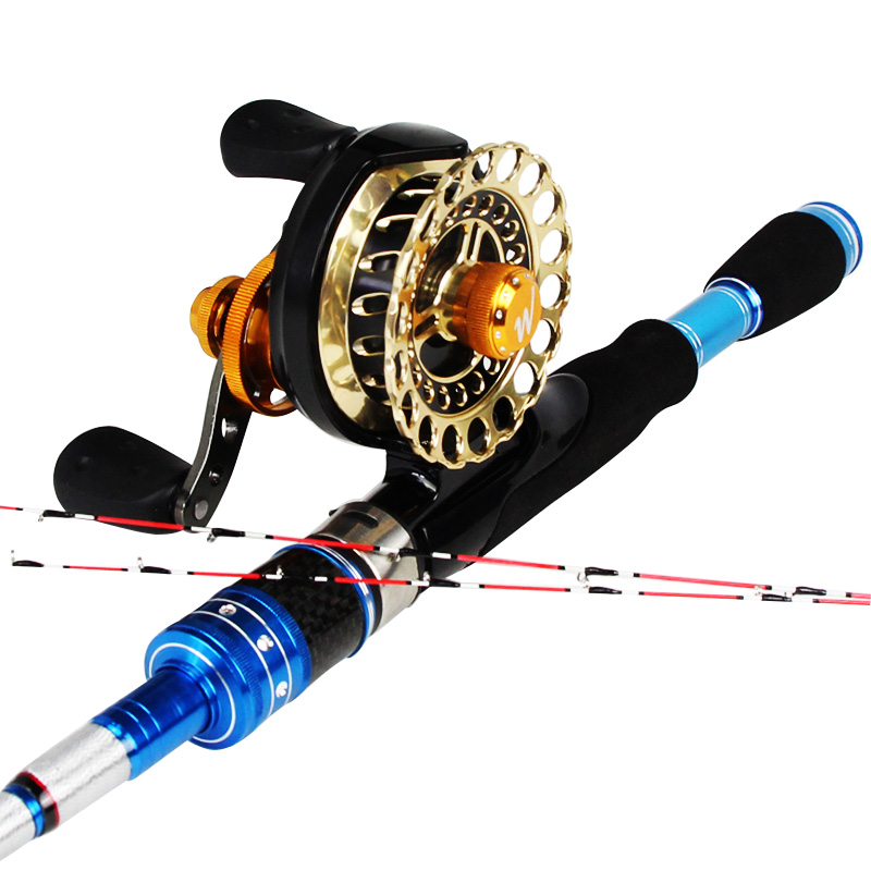 A raft, raft, raft, raft, rod, rod, titanium alloy rod and fishing gear
