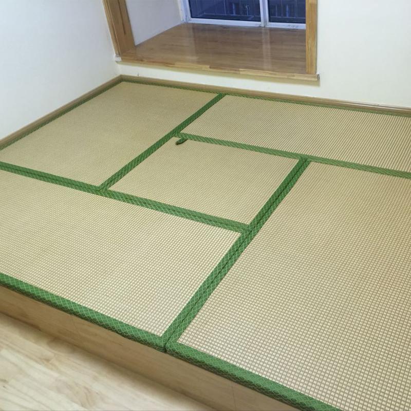 Lai can be customized Japanese tatami mats coconut palm mattress pad pad pad pad Kang tatami bed floor cushion