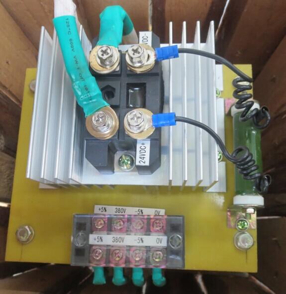 специални моторни монофазна трансформатор BKZ-1500VA/1500W380V DC72V преобразуване на променлив ток