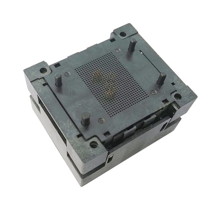 IL Test di Base C1539 al5 schegge Sotto la pressione dei Chip b 3/1616eMMCG9 analizzando gli Transposon cerca di invecchiamento posto di misurazione