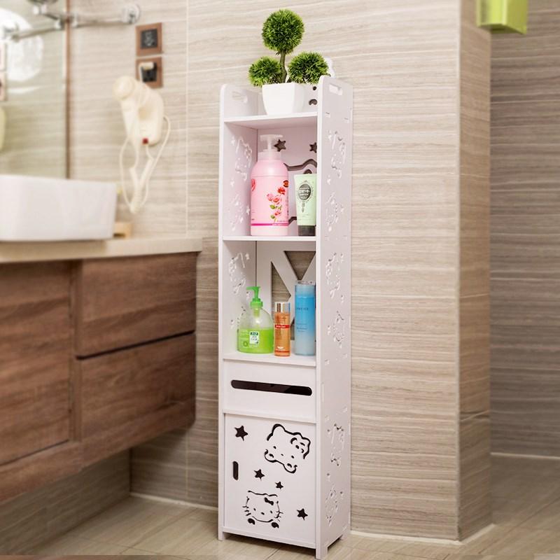 Wc - regal Bad konsole neben der toilette auf der toilette ohne Bohren Kabinett Kabinett