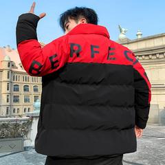 棉衣男冬装外套短款棉袄2019冬季新款男士韩版潮流加厚面包棉服