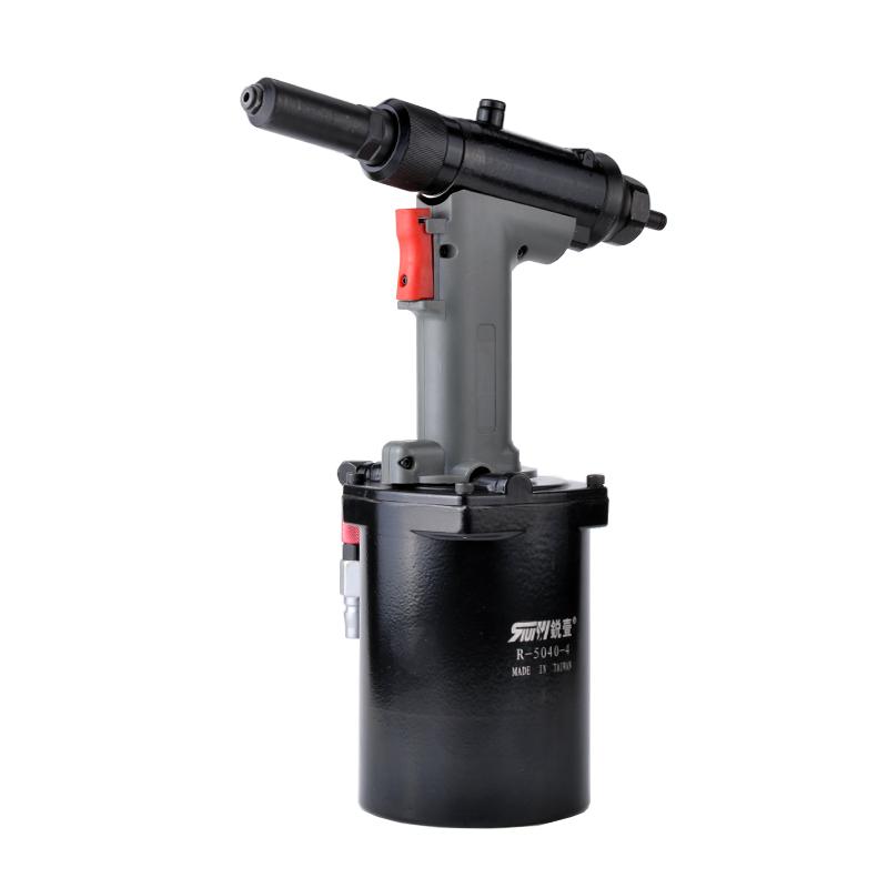 La columna de la pistola de clavos para neumáticos de 40 a 50 líneas de succión remaches arma un pistola remachadora remache